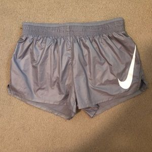 NWOT Nike High Waisted Running Shorts